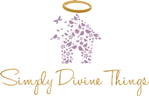 Simply Divine Things Logo